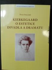 náhled knihy - Kierkegaard o estetice divadla a dramatu