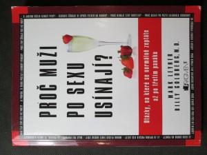 náhled knihy - Proč muži po sexu usínají?
