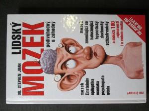náhled knihy - Lidský mozek podivuhodný a záhadný