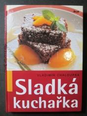 náhled knihy - Sladká kuchařka : --a něco malého k pivu a vínu
