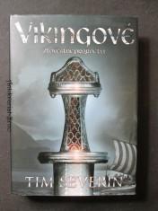 náhled knihy - Vikingové. Zlověstné proroctví