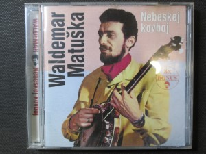 náhled knihy - Waldemar Matuška - Nebeskej kovboj