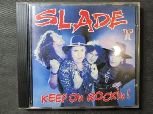 náhled knihy - Slade - Keep on rockin!