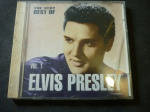 náhled knihy - the very best of Elvis Presley vol.1