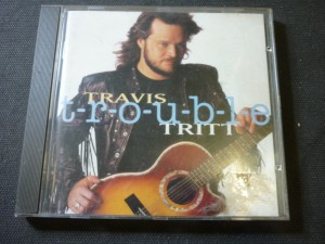 náhled knihy - trouble Travis Tritt