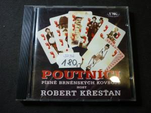 náhled knihy - Poutnící: písně brněnských kovbojů host Robert Křesťan