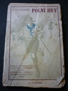 náhled knihy - Polní hry