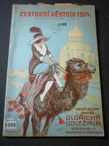 náhled knihy - cestovní věštník 1914 č.1