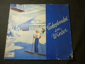 náhled knihy - Čechoslovakei in winter