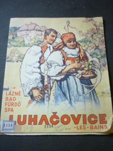 náhled knihy - Luhačovice