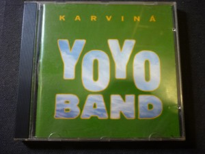 náhled knihy - Karviná Yoyo band