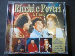 náhled knihy - Ricchi e Poveri & friends