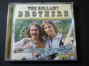 náhled knihy - the bellamy brothers:let your love flow