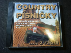náhled knihy - country písničky...z rádia