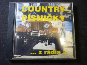 náhled knihy - country písničky...z rádia 2