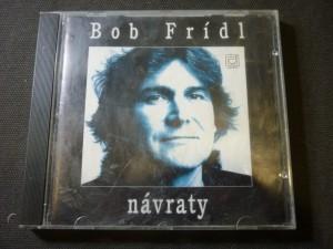 náhled knihy - Bob Frídl návraty