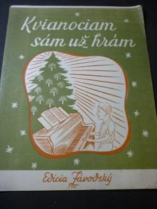 náhled knihy - k vianociam sám už hrám
