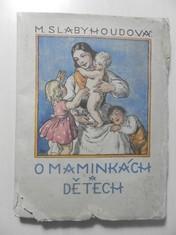 náhled knihy - O maminkách a dětech