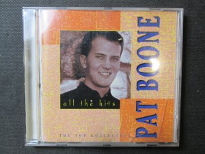 náhled knihy - Pat Boone - All the hits. The top collection
