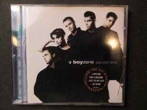 náhled knihy - Boyzone - said and done