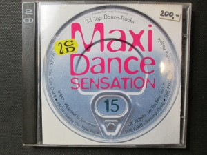 náhled knihy - Maxi Dance sensation