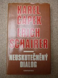 náhled knihy - Neuskutečněný dialog