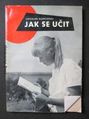 náhled knihy - Jak se učit?