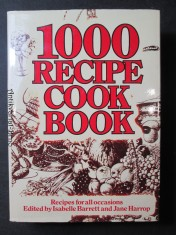 náhled knihy - 1000 recipe cook book
