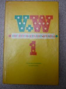 náhled knihy - Hry Osvobozeného divadla. I.