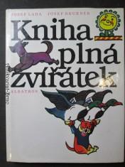 náhled knihy - Kniha plná zvířátek : [Výbor z díla] : Pro děti od 4 let