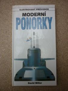 náhled knihy - Moderní ponorky