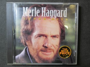 náhled knihy - Merle Haggeard. Super hits