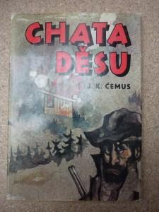 náhled knihy - Chata děsu