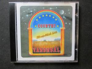 náhled knihy - Country Vandrbál. 32 největších hitů