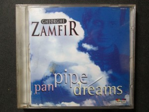 náhled knihy - Georghe Zamfir - Pan Pipe Dreams. See inlay for details