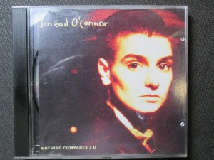 náhled knihy - Sinéad O´Connor - Nothing compares 2 U