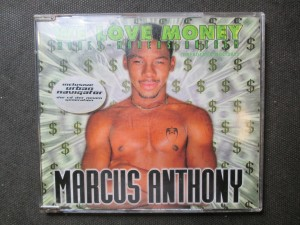 náhled knihy - Marcus Anthony - We love money