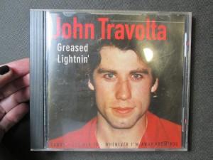 náhled knihy - John Travolta  - Greased Lightnin´