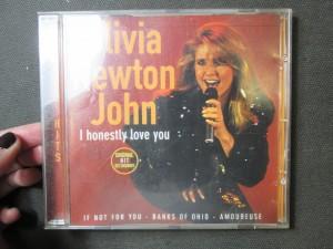 náhled knihy - Olivia Newton John - I honestly love you