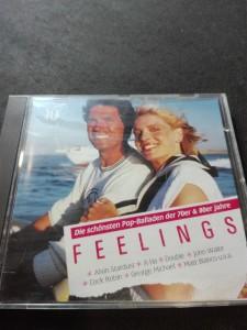 náhled knihy - Feelings (10) - Die schönsten Pop-Balladen der 70er & 80er Jahre