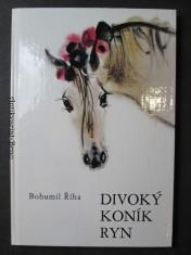 náhled knihy - Divoký koník Ryn : pro čtenáře od 8 let