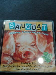 náhled knihy - Sauguat - Stimmung, Schwung und gute Laune