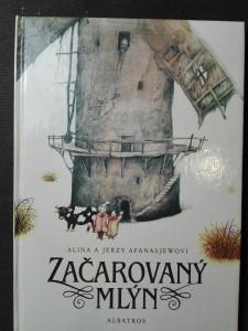 náhled knihy - Začarovaný mlýn