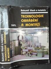 náhled knihy - Technologie obrábění a montáží