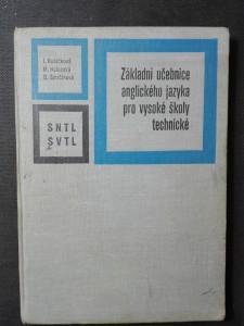 náhled knihy - Základní učebnice anglického jazyka pro VŠT