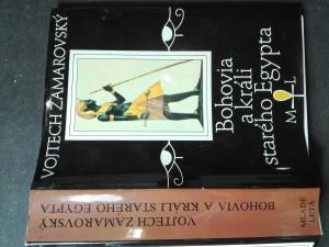 náhled knihy - Bohovia a králi starého Egypta