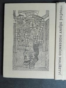 náhled knihy - Stručné dějiny moderního malířství