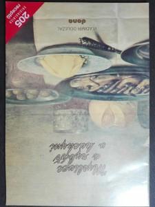 náhled knihy - Myslivec a rybář v kuchyni