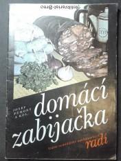 náhled knihy - Státní zemědělství radí - domácí zabíjačka