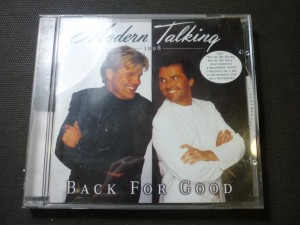náhled knihy - back for good modern talking